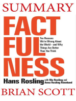 Summary of Factfulness