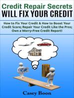 Credit Repair Secrets Will Fix Your Credit