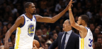 Warriors Blast Cavaliers To Complete Sweep, Win 3rd NBA Title In 4 Years