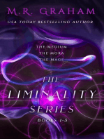 The Liminality Series Bundle Books 1-3