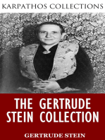 The Gertrude Stein Collection