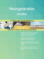 Next-generation access A Clear and Concise Reference