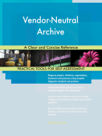 Vendor-Neutral Archive A Clear and Concise Reference