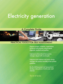Electricity generation A Complete Guide