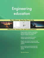 Engineering education The Ultimate Step-By-Step Guide