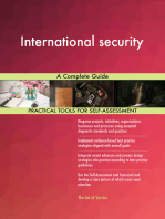 International security A Complete Guide