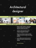 Architectural designer A Clear and Concise Reference