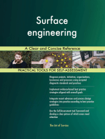 Surface engineering A Clear and Concise Reference