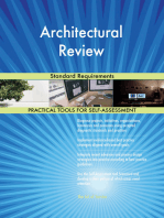 Architectural Review Standard Requirements