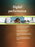 Digital performance A Complete Guide