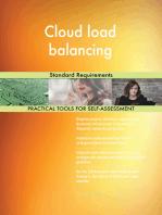 Cloud load balancing Standard Requirements