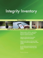 Integrity Inventory Third Edition