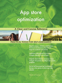 App store optimization A Clear and Concise Reference