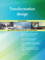 Transformation design Third Edition