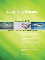 Sensitivity training A Complete Guide