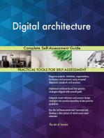Digital architecture Complete Self-Assessment Guide