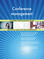 Conference management Complete Self-Assessment Guide