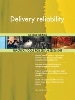 Delivery reliability Second Edition