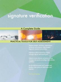 signature verification A Complete Guide