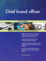 Chief brand officer Third Edition