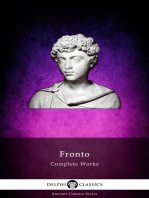 Delphi Complete Works of Fronto (Illustrated)