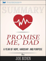Summary of Promise Me, Dad