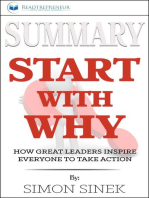 Summary of Start with Why