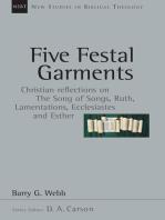 Five Festal Garment