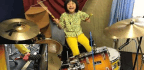 Watch This 8-Year-Old Girl Crush Led Zeppelin's 'Good Times Bad Times'