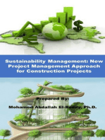 Sutainability Management