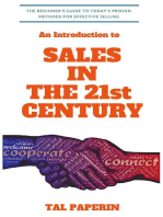 An Introduction to Sales in the 21st Century