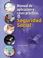 Manual de aplicación y casos prácticos de Seguridad Social 2018