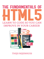 The Fundamentals of HTML5: Learn to code so you can improve in your career!