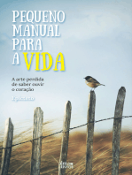 Pequeno manual para a vida