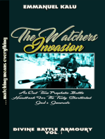 The Watchers Invasion: Divine Battle Armoury Vol.1
