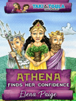 Athena Finds Her Confidence: Taki & Toula Time Travelers, #2