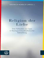 Religion der Liebe