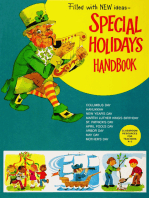 Special Holiday Handbook