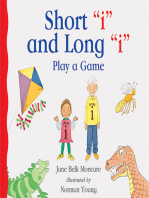 Short 'i' and Long 'i' Play a Game