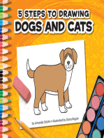 5 Steps to Drawing Dogs and Cats