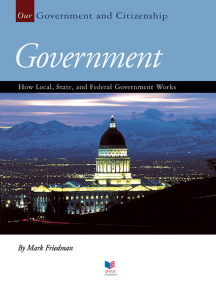 Government: How Local, State, and Federal Government Works