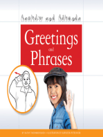 Greetings and Phrases