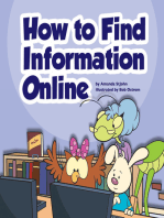 How to Find Information Online