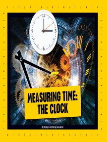 Measuring Time: The Clock