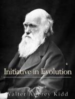 Initiative in Evolution