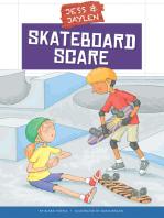 Skateboard Scare