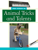 True Stories of Animal Tricks and Talents