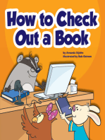 How to Check Out a Book