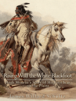 Rising Wolf the White Blackfoot