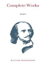 Complete Works of Shakespeare (Annotated)